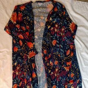 LulaRoe Long Sleeve Cardigan * Size XL